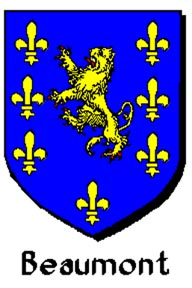 Arms of Beaumont