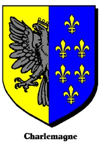 Armorial Bearing of Charlemagne