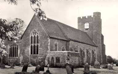 Church at Headcorn