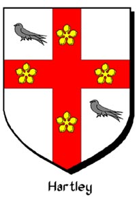 Armorial Bearings of Hartley