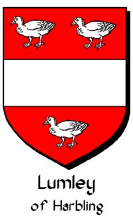 Arms Of Lumley