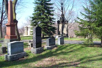 St. James Cemetery