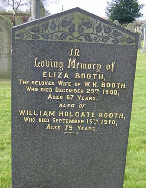 Eliza and W.H. Booth
