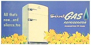 Servel Refrigerator