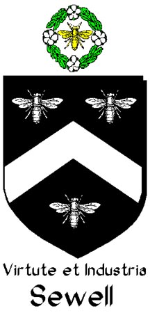 Arms of Sewell
