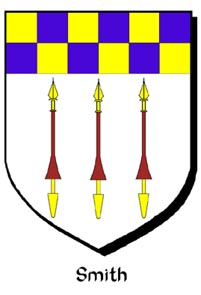 Armorial Bearings of Smith