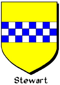 Arms of Stuart