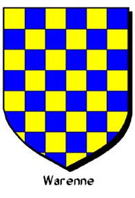 Arms of William Plantagenet